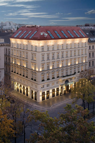 The Ring Vienna Casual Luxury Hotel, Vienna, Austria, picture 2