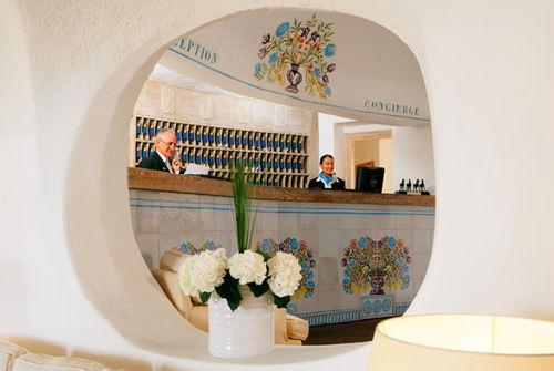 Hotel Romazzino Arzachena, Porto Cervo, Italien, picture 3