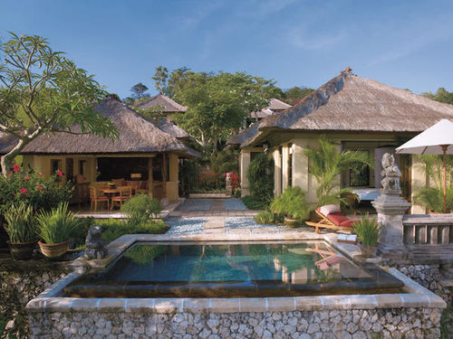 Four Seasons Resort Bali Jimbaran Bay, Bali, Indonesia, picture 2