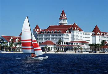 Disney's Grand Floridian Resort & Spa, Lake Buena Vista, USA, picture 1