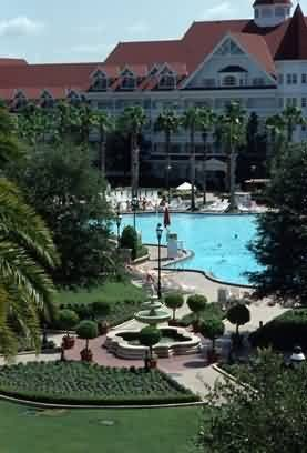 Disney's Grand Floridian Resort & Spa, Lake Buena Vista, USA, picture 4