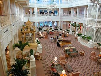 Disney's Grand Floridian Resort & Spa, Lake Buena Vista, USA, picture 15