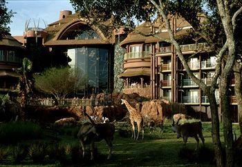 Disney's Animal Kingdom Lodge, Lake Buena Vista, USA, picture 1