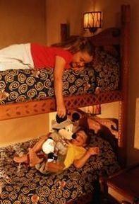 Disney's Animal Kingdom Lodge, Lake Buena Vista, USA, picture 4