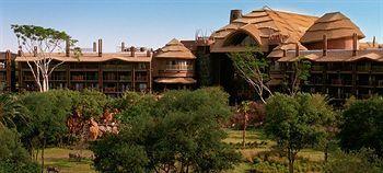 Disney's Animal Kingdom Lodge, Lake Buena Vista, USA, picture 15