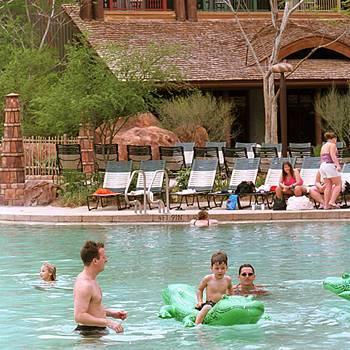 Disney's Animal Kingdom Lodge, Lake Buena Vista, USA, picture 34