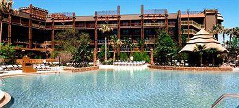 Disney's Animal Kingdom Lodge, Lake Buena Vista, USA, picture 32