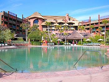 Disney's Animal Kingdom Lodge, Lake Buena Vista, USA, picture 35