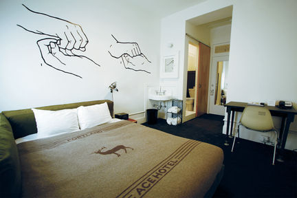 ACE Hotel , Portland, USA, picture 4