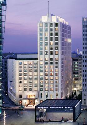 The Ritz-Carlton Berlin, Berlin, Germany, picture 2