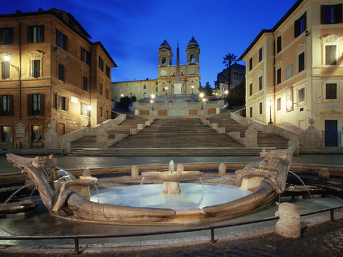 Inn At The Spanish Steps, Rome, Italy, picture 2
