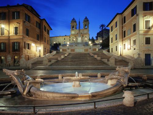 Inn At The Spanish Steps, Rom, Italien, picture 2