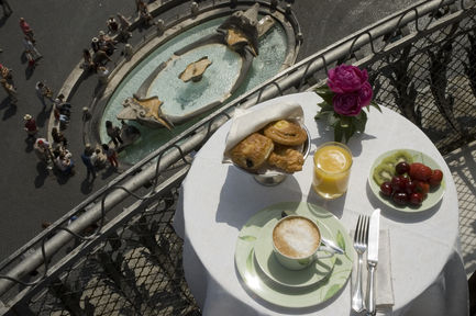 Inn At The Spanish Steps, Rome, Italy, picture 7