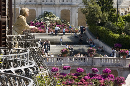 Inn At The Spanish Steps, Rome, Italy, picture 6