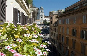 Inn At The Spanish Steps, Rome, Italy, picture 12