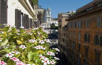 Inn At The Spanish Steps, Rom, Italien, picture 12