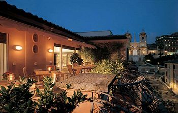 Inn At The Spanish Steps, Rome, Italy, picture 13