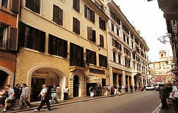 Inn At The Spanish Steps, Rome, Italy, picture 11