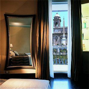 Inn At The Spanish Steps, Rome, Italy, picture 16