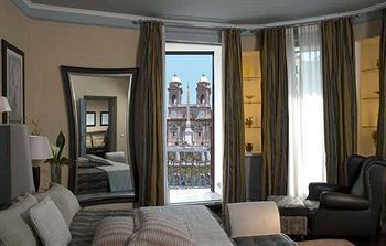 Inn At The Spanish Steps, Rome, Italy, picture 41