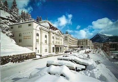 Steigenberger Grandhotel Belvedere, Davos, Switzerland, picture 2