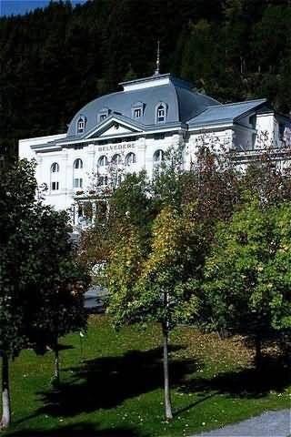 Steigenberger Grandhotel Belvedere, Davos, Switzerland, picture 6