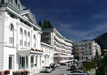 Steigenberger Grandhotel Belvedere, Davos, Switzerland, picture 10