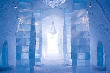 Icehotel, Lulea Schwedisch Lappland, Schweden, picture 1