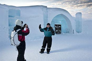 Icehotel, Lulea Schwedisch Lappland, Schweden, picture 2