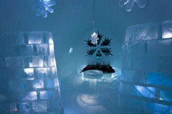 Icehotel, Lulea Schwedisch Lappland, Schweden, picture 7