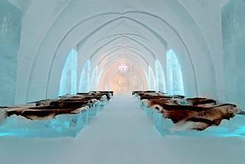 Icehotel, Lulea Schwedisch Lappland, Schweden, picture 19