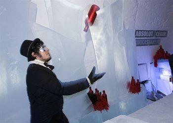 Icehotel, Lulea Schwedisch Lappland, Schweden, picture 22