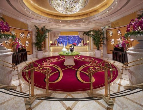 Wynn Hotel Macau, Macau, China, picture 3