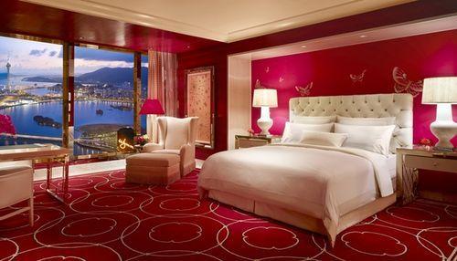 Wynn Hotel Macau, Macau, China, picture 4