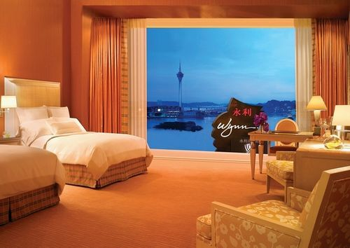 Wynn Hotel Macau, Macau, China, picture 7