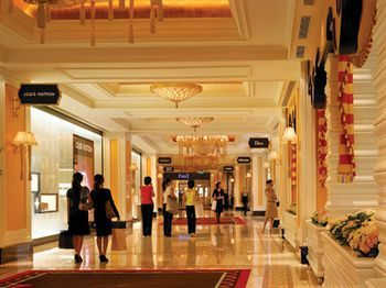 Wynn Hotel Macau, Macau, China, picture 8